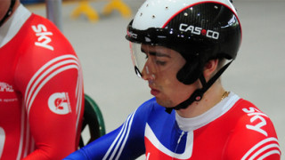 Neil Fachie hoping to follow in the footsteps of Sir Chris Hoy
