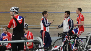 RT2012: GB Prepare For Para Worlds