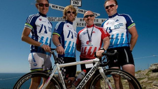 Para-Cyclists Ride Across Britain