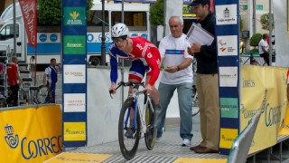 GB Para-Cycling Continue 2012 Prep