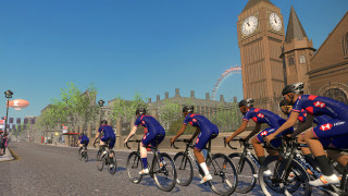 British Cycling and Zwift look beyond Tokyo 2020 with official