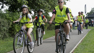 Sky Ride key part of Middlesbrough's cycling boom
