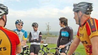 Win a cycling weekend with Geraint Thomas at Bluestone National Park Resort