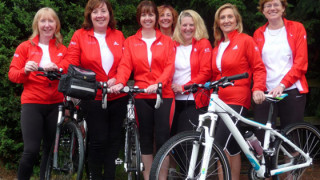 Could you inspire more women to get cycling?