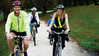 Cycling boom is here to stay: 2.1 million adults riding once a week in England