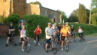 From the vicar to the pub landlady: social cycling group gets whole village involved