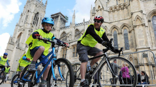 Halfords official bike mechanic partner for 2014 Sky Ride Big Bike events