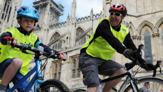Sky Ride named winner of 'Cycling Advocacy Achievement' at Bike Biz Awards