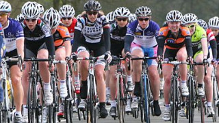 National Junior Women's Road Race Championships opened up to allow senior riders to compete on the championship course