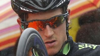 Geraint Thomas wins BOA 2011 Olympic Athlete of the Year for cycling