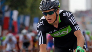 Swift ruled out of Giro due to fractured shoulder