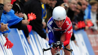 Pooley and Laws take bronze while Team Sky place ninth in the team time trials