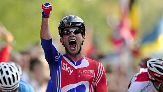 British Cycling's Ride of the Year: GB express train delivers Mark Cavendish to world title in Copenhagen
