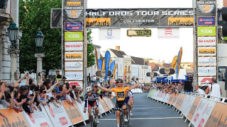 Halfords Tour Series returns to Woking