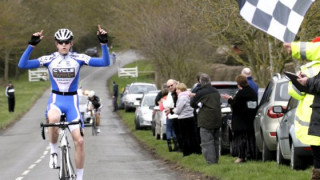 Road: Byrne wins Evesham Vale Road Race