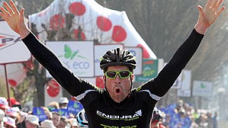 Jon Tiernan-Locke and Endura Racing top UCI Europe Tour rankings