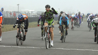 RVO Racing's Simon Maudsley sprints to Darley Moor win