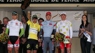 Russ Downing wins opening stage of Circuit des Ardennes