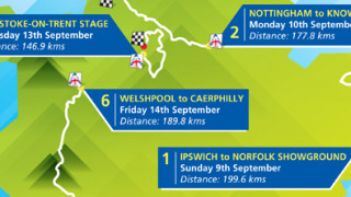 The Tour of Britain goes live on ITV4