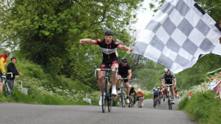Road: White sprints to maiden win in AA Brown Road Race