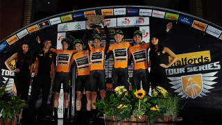 Tour Series: Endura clinches team prize in Stoke-on-Trent finale