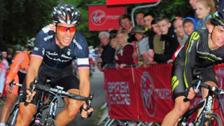 Lang takes Leazes Criterium win