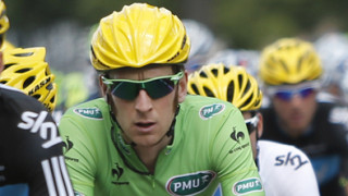 Wiggins remains second in Tour de France as Cancellara retains yellow jersey