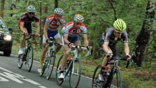 Higham wins National Masters Road Race Championships