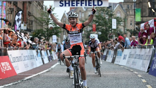 Lucy Garner wins 2012 National Women's Circuit Championships