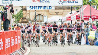 Hospital helps bring British Cycling Elite Circuit and National Women's Road series to Sheffield