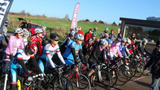 Women only race opportunities at the Solihull CC Circuit Races
