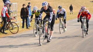 Peter Cocker wins on home circuit Pedalpushers Circuit Race