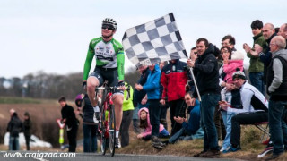 Road: Bustard goes clear for solo win in Sheffrec Spring Road Race