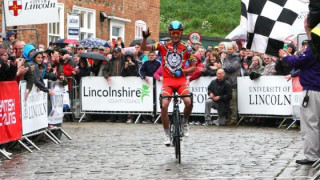Details announced for Lincoln round of British Cycling Elite Road Series