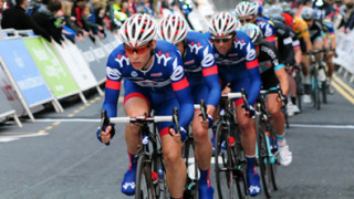 Team UK Youth lead Tour Series after Stoke-on-Trent round
