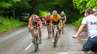Road: Cavey takes first win in SERRL