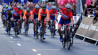Opie triumphs at Canary Wharf as Team UK Youth extend Tour Series lead