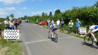 Road: Yeatman sprints to John Andrews Memorial win