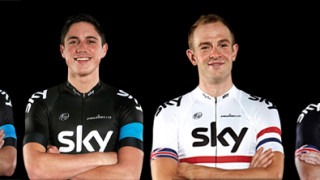 Four Brits named in Team Sky Tour de France squad