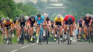 Road: Jones and Bason sprint to joint win at Admaston