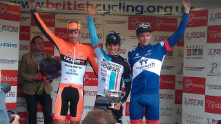 Road: Dean Downing clinches Beaumont Trophy win