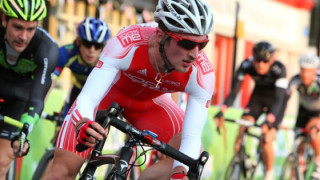 George Atkins leads British Cycling Elite Circuit Series ahead of Abergavenny round