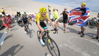 Froome to ride to Paris in yellow jersey at centennial Tour de France