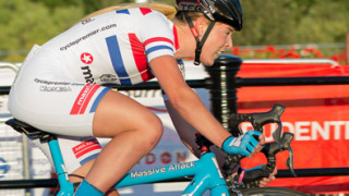 Ewing and Barnes to battle for National Women's Road Series title as race goes to wire in Stafford
