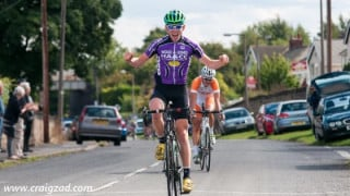 Road: Ferguson wins Out of the Saddle Road Race
