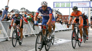 Road: Barker wins Ipswich Grand Prix