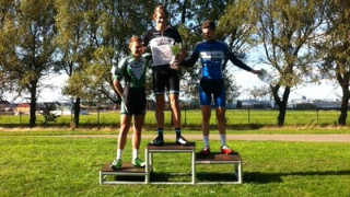 Road: Anderson on top in Achieve Autumn Cup