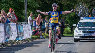 Gibson wins 2014 Loughborough University Junior Road Race