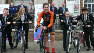 Emma Trott has sights set on The Women's Tour in May