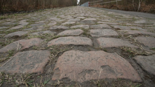 Puncture-ridden Paris-Roubaix Juniors for Great Britain